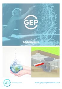 GEP-Regenwasser-Gartensystem
