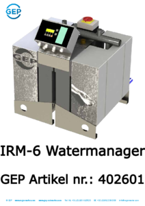 402601 IRM-6 Watermanager regenwaterpomp