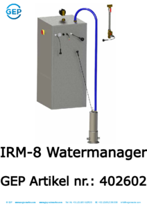 402602 IRM-8 Watermanager regenwaterpomp